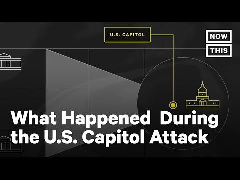 Timeline of the U.S. Capitol Attack on January 6, 2021