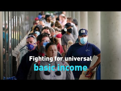 Fighting for Universal Basic Income