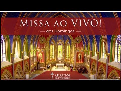 Missa de Domingo - https://www.youtube.com/watch?v=WhcW8LK2K-I