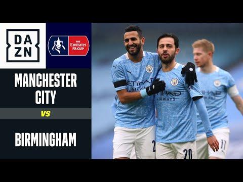 TrueVisions ฟูลแมตช์ไฮไลท์ Manchester City 3-0 Birmingham