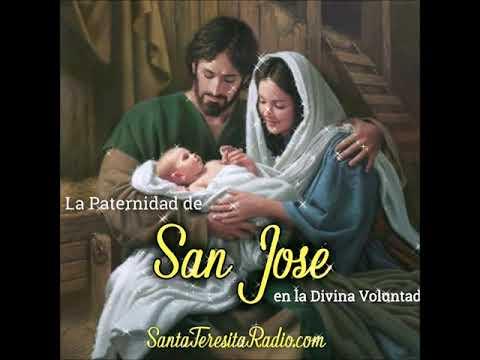 LA PATERNIDAD DE SAN JOSE en la Divina Voluntad