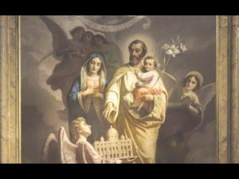 """Lectura de la Carta Apostólica """"Patris corde"""" del Papa Francisco"""
