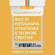 workshop basi di fotografia istantanea
