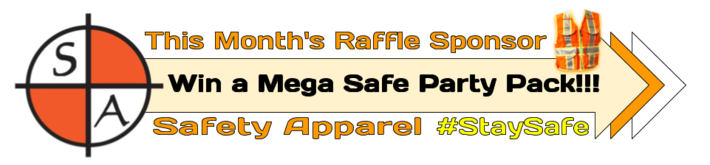 This Month's Sponsor - Safety Apparel