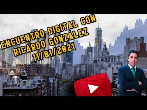 Video Análisis con Ricardo González: IBEX35, SP500, Nikkei, Adobe, Fortinet...