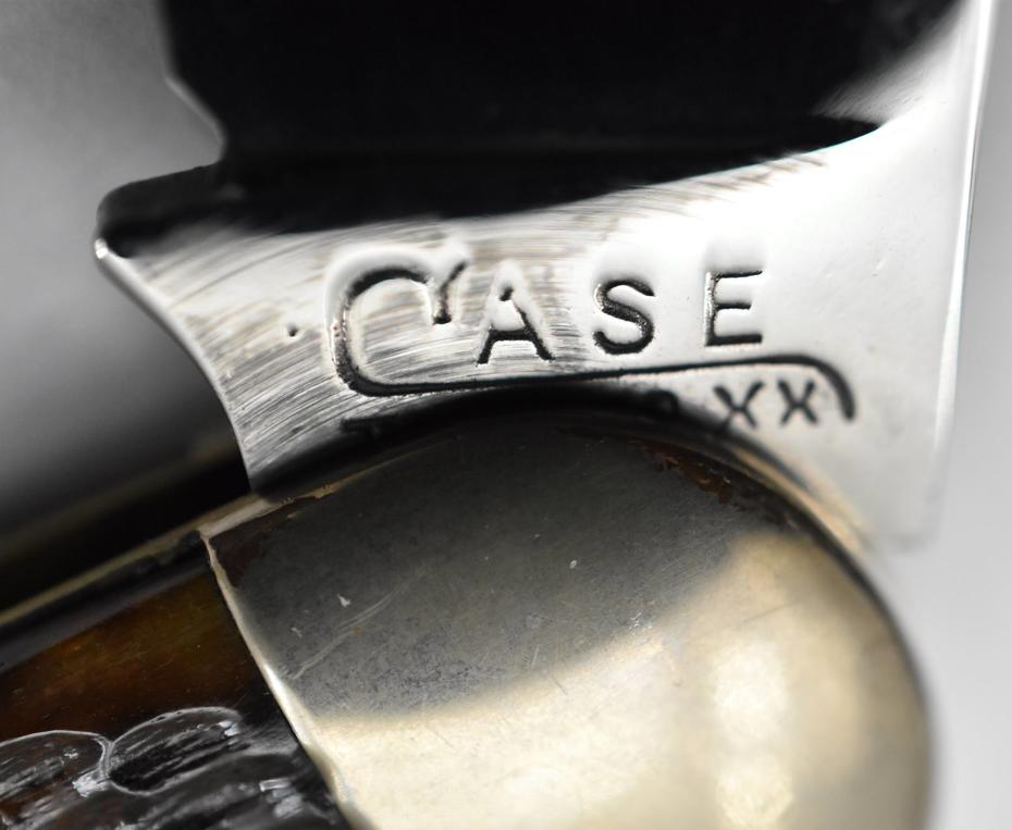 Case Tested XX Sunfish Tang Marking on Tested XX Sunfish
