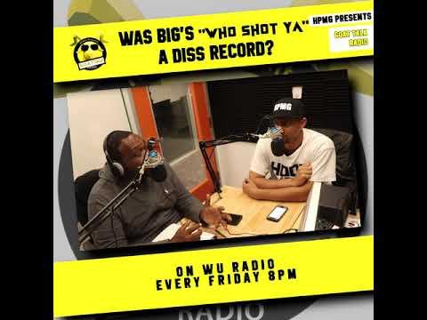 "Was Big's ""Who Shot Ya"" A Diss Record"" ??"