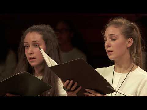 """Holst : """"Hymnes chorales du Rig Veda"""", sous la direction de Sofi Jeannin"""