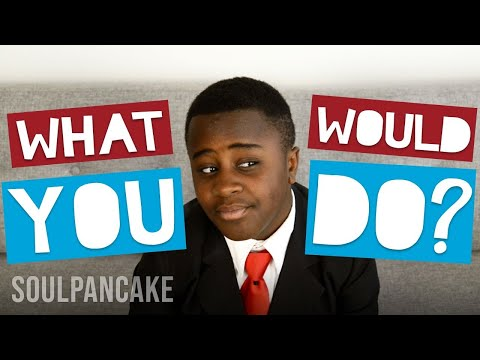 "Kid President Asks ""What Makes an Awesome Leader?"""