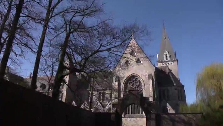 Les merveilleuses enluminures de l'abbaye de Maredret