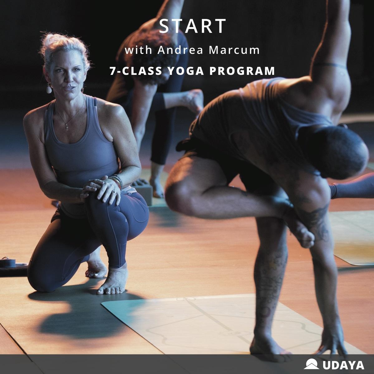 Week Long Program to START your OM