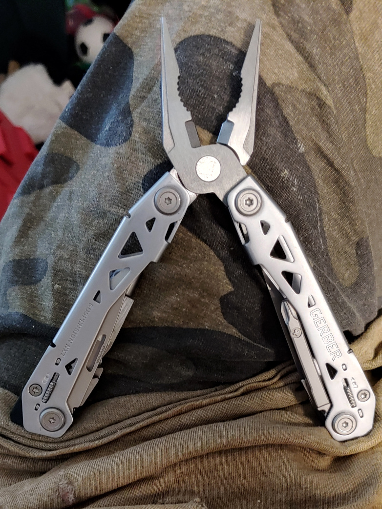 gerber suspension-nxt