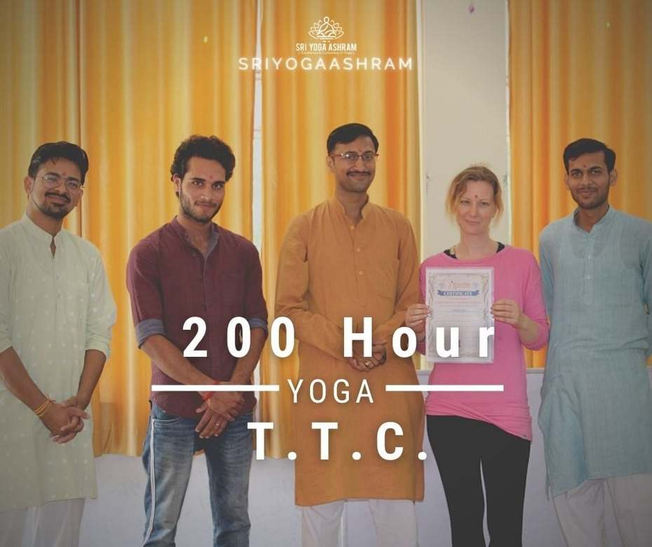 Live 200 Hour Yoga Teacher Training Course