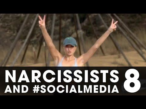 Narcissists and #SOCIALMEDIA VIII