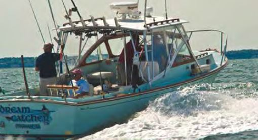 Fishing in and around Osterville
