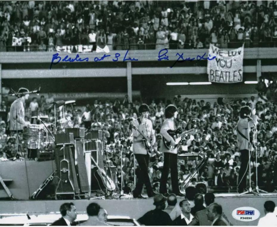 Sid Bernstein Promoted Beatles at Shea Stadium