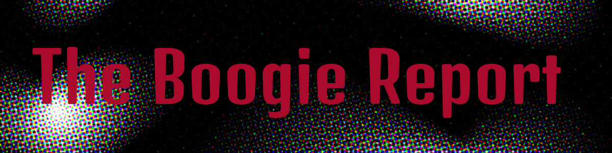 The Boogie Report Logo
