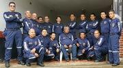 Benemérito cuerpo de Bomberos Voluntarios de Borrero Ayerbe (Valle del Cauca) Colombia