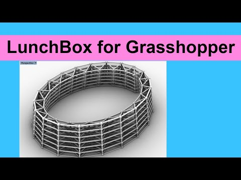 LunchBox for Grasshopper