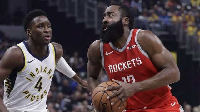 It's Going Down! James Harden, Victor Oladipo Headline Nets, Rockets, Pacers, Cavs Trade. What Are Your Thoughts