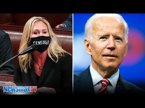 BREAKING: New Rep. announces IMPEACHMENT mission against Joe Biden