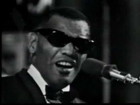 "Ray Charles ""Live In Paris"" 1968"