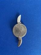 Coin knife