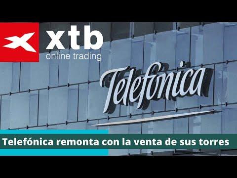 Video Análisis: Telefonica remonta con la venta de sus torres