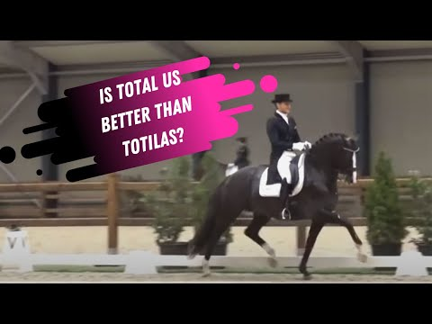 Is Total US Better Than Totilas With Edward Gal?