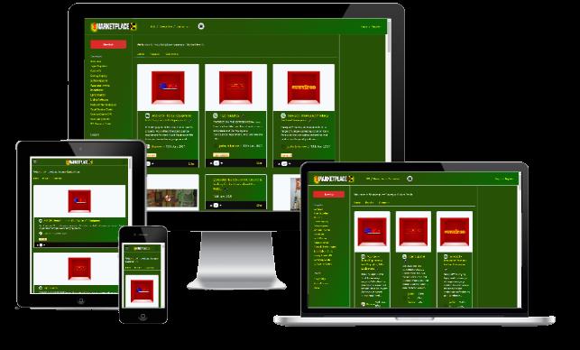 Smarketplace Aggregator Website