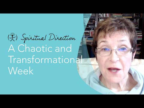 Caroline Myss - A Chaotic & Transformational Week