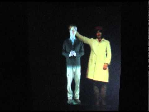 512:Personas (2009) - Interactive Video Installation