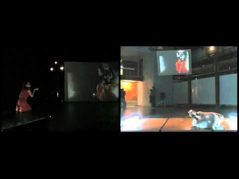 ChatRooms (2010) - Telematic Performative Installation
