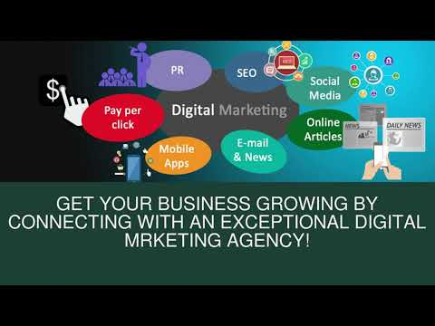 Get your business growing by connecting with an exceptional digital marketing agency!