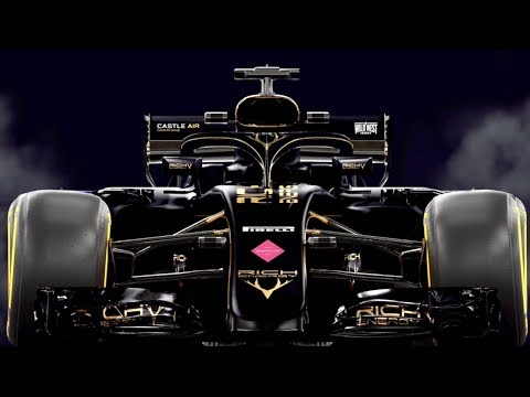 """""""Black and gold was always my favourite livery"""":  Rich Energy interview (2/2)"""