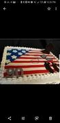Veterans Cake