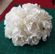 White Gumpaste Flowers