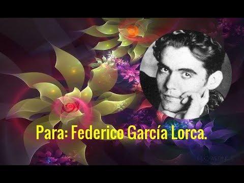 Para Federico Garcia Lorca -  Curandero tango.