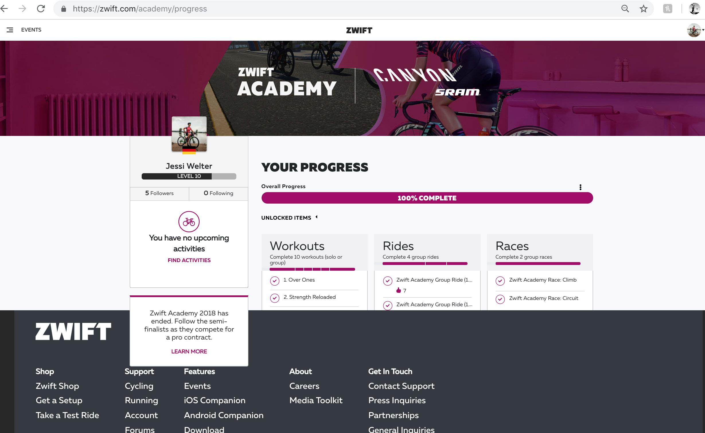 Of Sweat and Sisterhood: The CANYON//SRAM Racing Zwift Academy - The