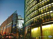 德國柏林新力中心 SONY CENTRE, BERLIN, GERMANY 2005