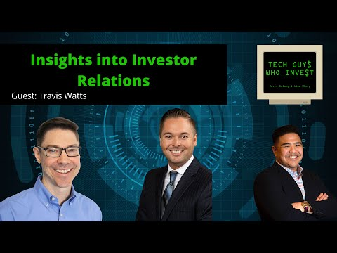 Insights into Investor Relations