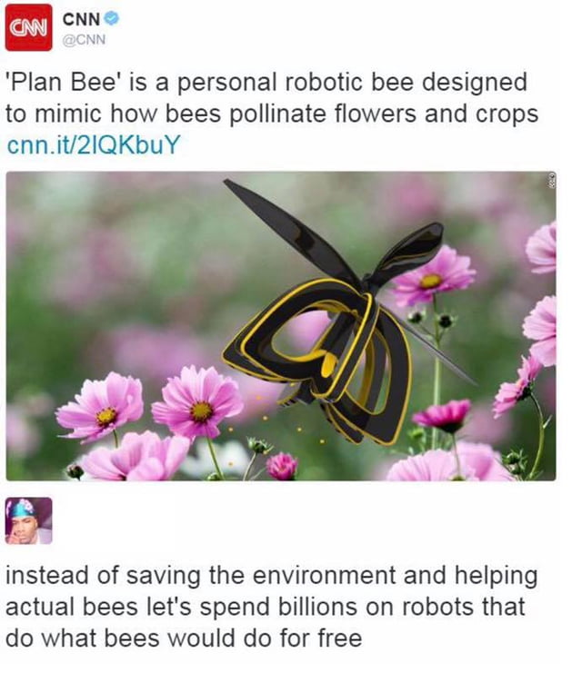 After 5G Kills All The Bees