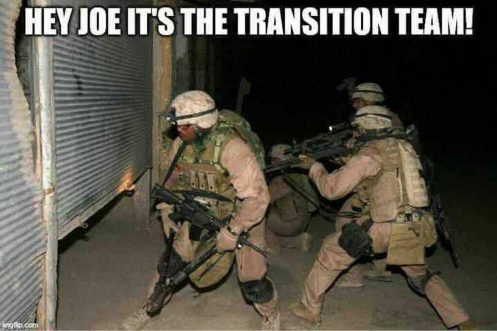Smooth Criminal Transition