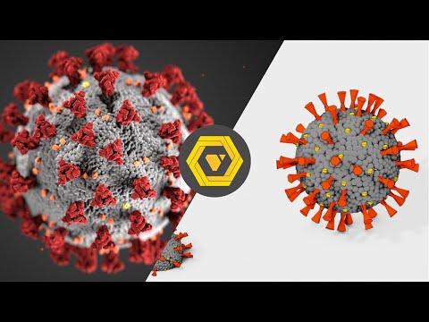 Grasshopper Tutorial: How to make The Coronavirus, yes... The COVID-19!