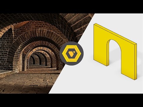 Grasshopper Tutorial: How to Make a Parametric Roman Arch