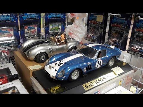 Swap Meet Safari with Pam At the Auto Mania, Carlisle PA Video 3 Diecast Cars,Model Cars,Matchbox