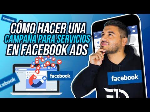 Cómo Vender Productos y Servicios en Internet - Tutorial Campaña en Vivo Facebook Ads