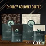 CTFO 10XPURE GOURMET COFFEE