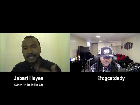 "The O.G. Call (Ep. 01) Former BMF Trafficker Jabari ""Miles"" Hayes Interview"