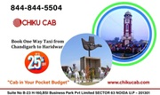 One Way Taxi from Chandigarh to Haridwar-Chikucab